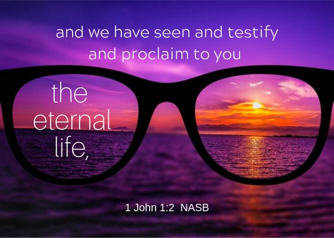 1 John 1 2