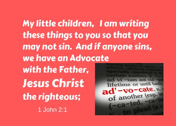 1 John 2 1