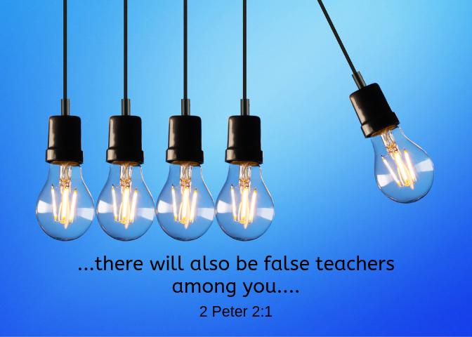 2 Peter 2 1