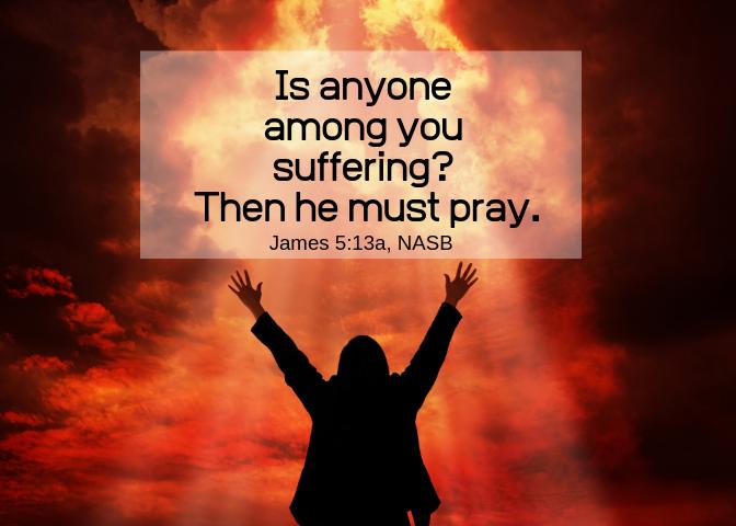 James 5 13 a