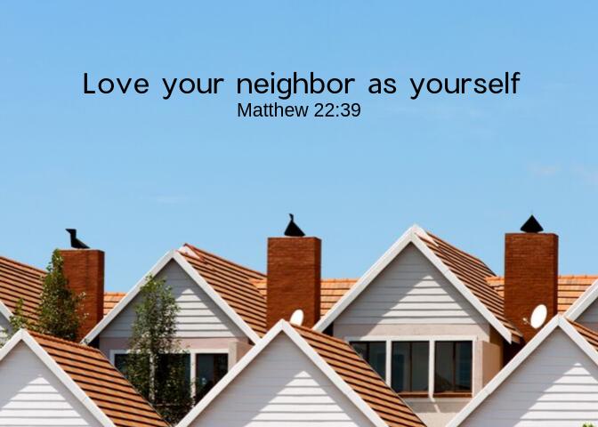 Matthew 22 39