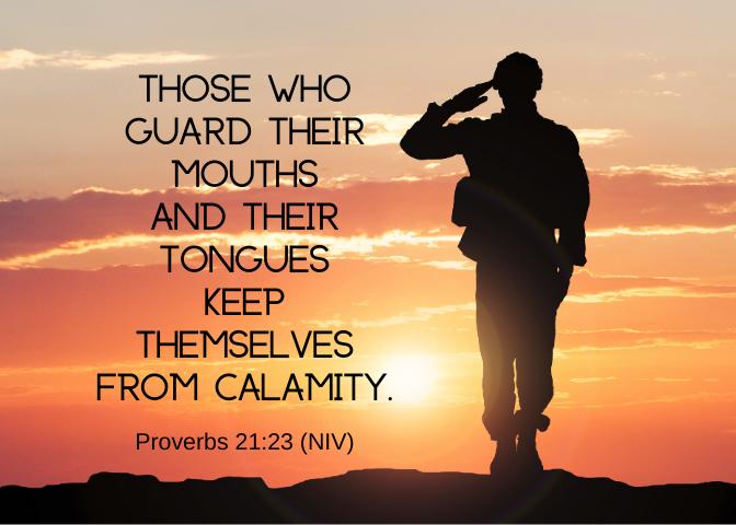 Proverbs 21 23