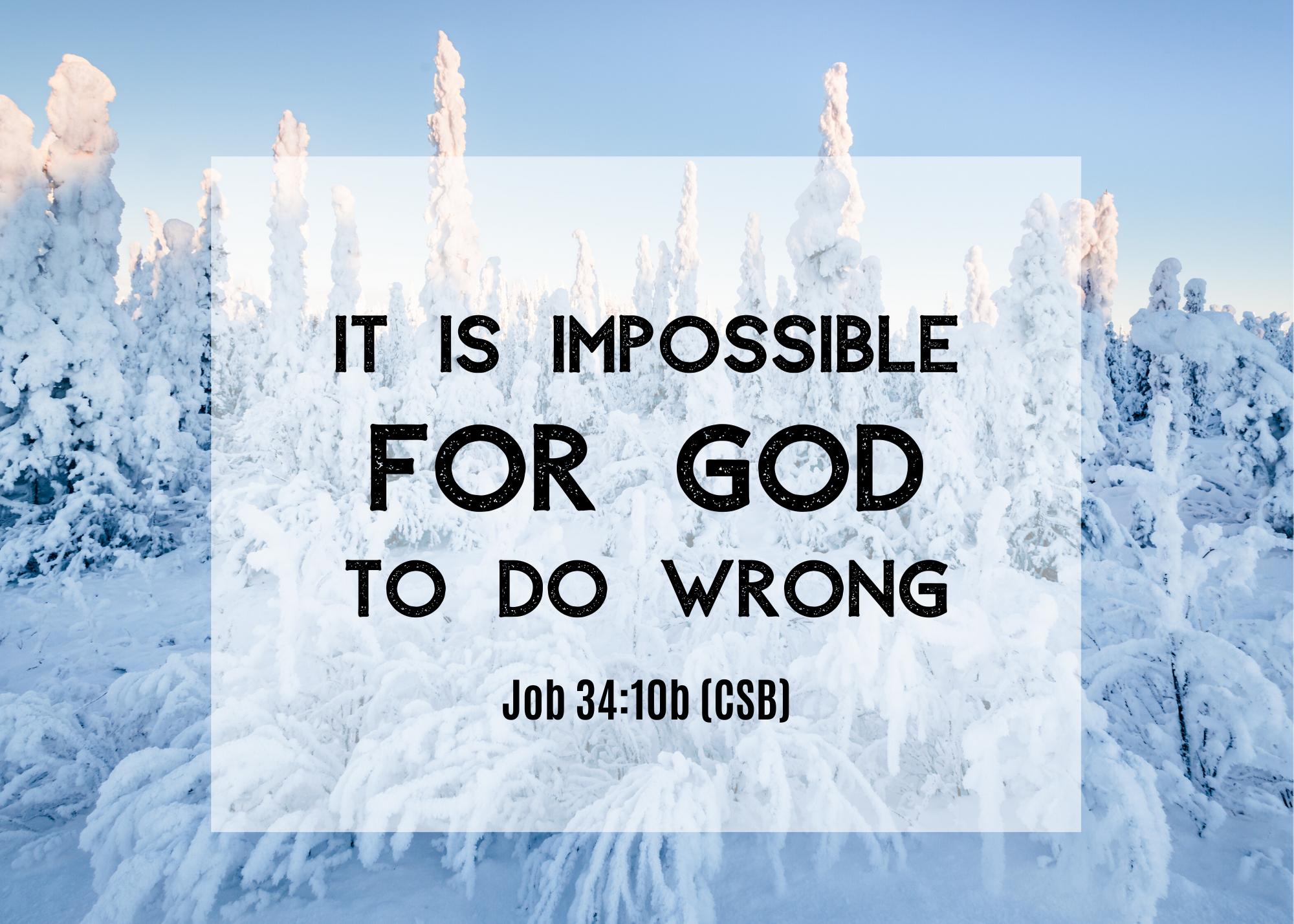 Job 34 10b csb