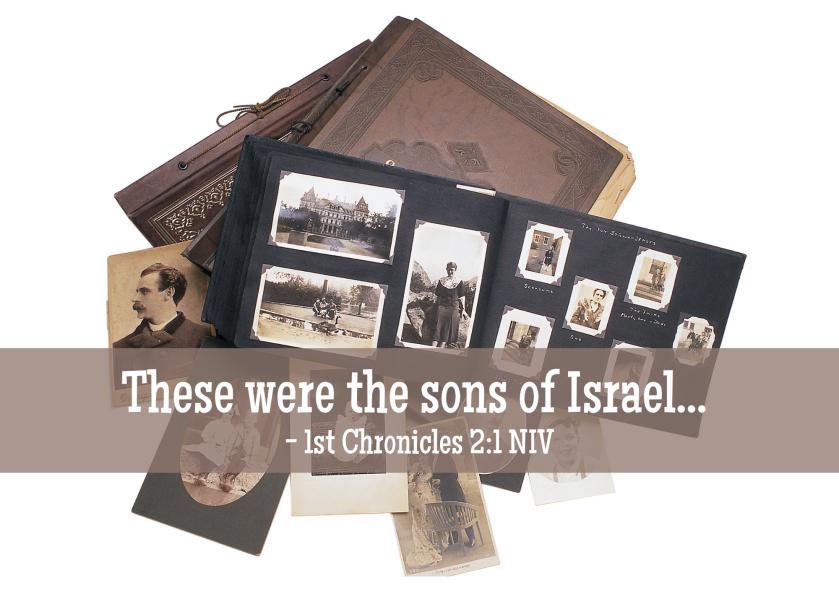 1 Chronicles 2 1 NIV (1)