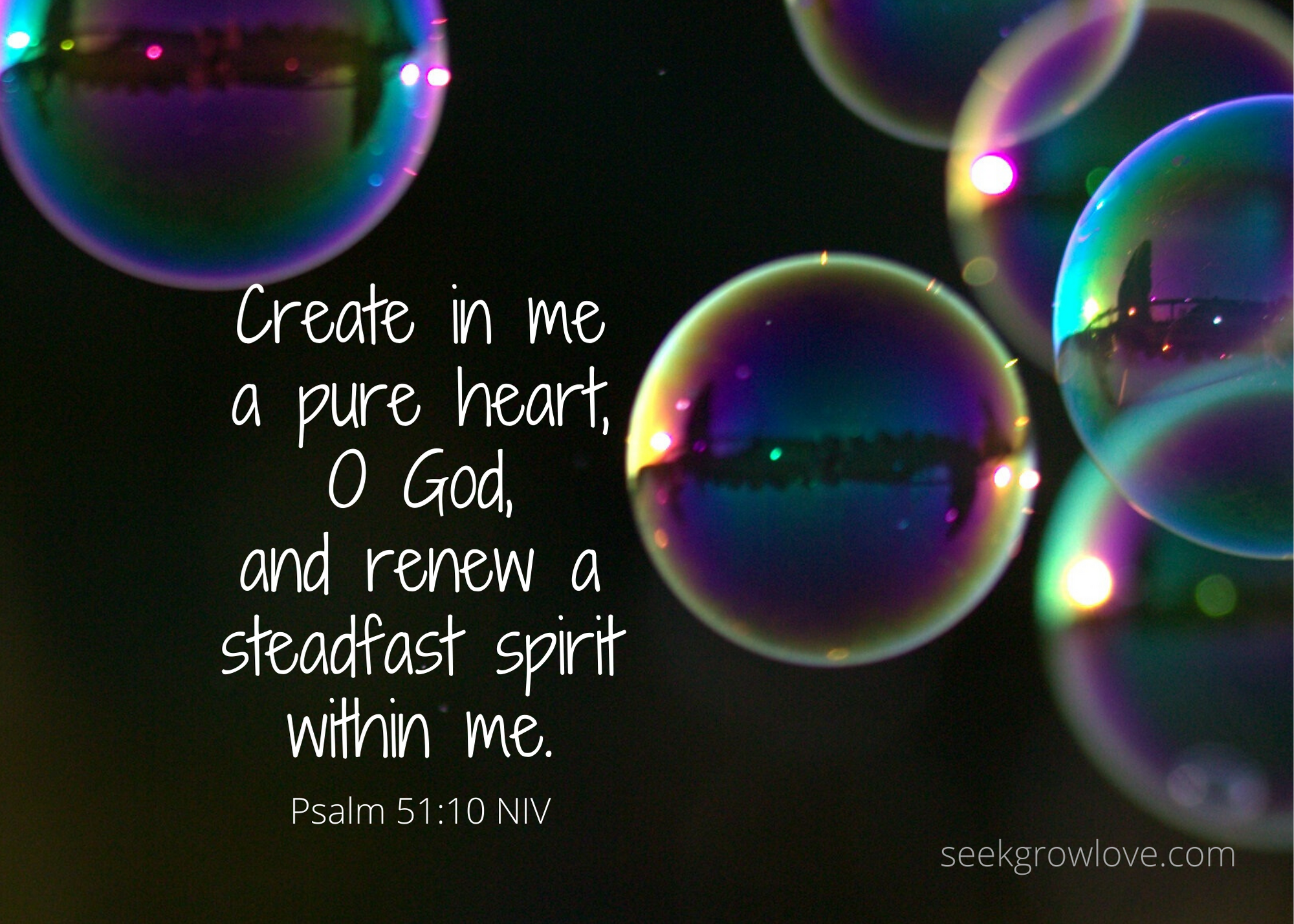 psalm 51 10 niv sgl
